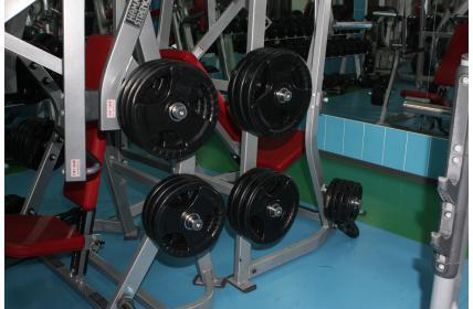 комплект оборудования для тренажерного зала