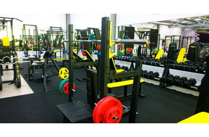 спортивное оборудование для фитнес клуба