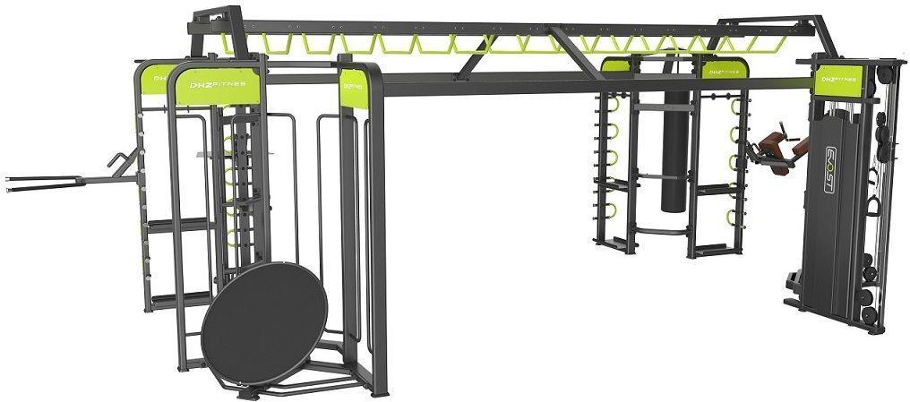 360B Рама DHZ для функциональных тренировок. Габарит 7700х5000х2560