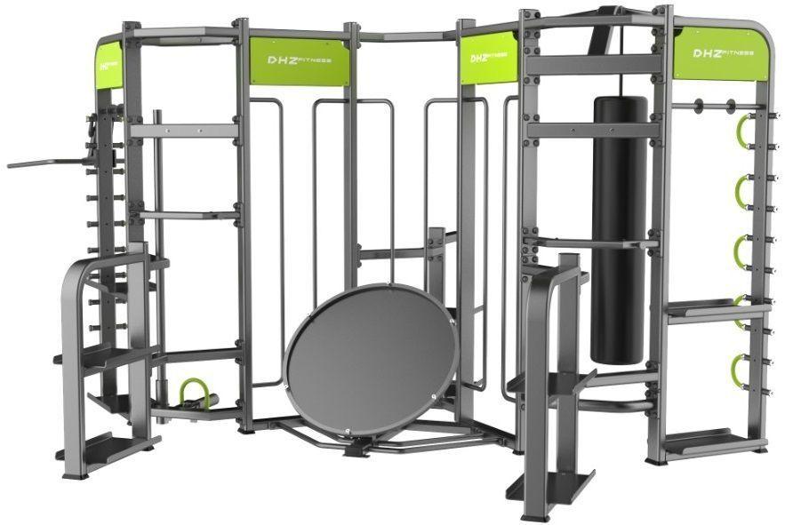 360F Рама DHZ для функциональных тренировок. Габарит 5080х3000х2360