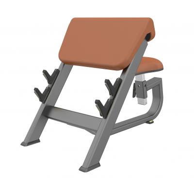 E-1044В Скамья для бицепса с сиденьем. Скамья Скотта (Seated Preacher Curl)