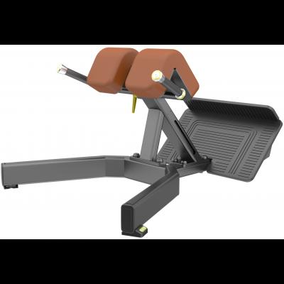 E-1045В Тренажер для разгибания спины. Гиперэкстензия (Back Extension)