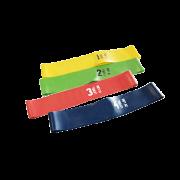 Набор мини-эспандеров длина по окружности 610 мм   ZSO-XLST