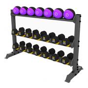 А0151 Стойка для хранения оборудования (гантели-мячи)