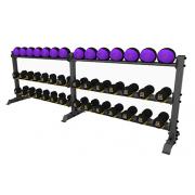 A-0156 Стойка для хранения оборудования (гантели-мячи)