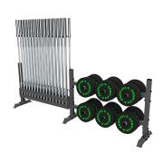 А0159 Стойка для хранения оборудования(диски-грифы)