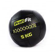 Медицинбол набивной (Wallball) PROFI-FIT, 5 кг