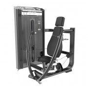 E-7008A Жим от груди вертикальный (Vertical Press). Стек 110 кг.