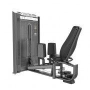 E-7021A СведениеРазведение ног сидя (AdductorAbductor). Стек 95 кг.