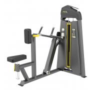 E-3034 Гребная тяга с упором на грудь (Vertical Row). Стек 105 кг.