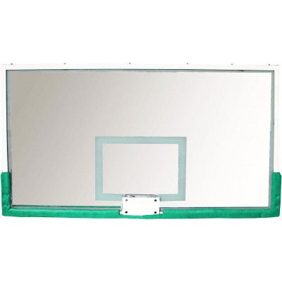 Защита СТАНДРТНАЯ ZSO для щита баскетбольного игрового, 1050х1800 мм, материал EVA