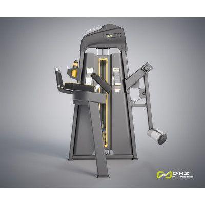 E-1024В Глют-машина. Ягодичные (Glute Isolator). Стек 49 кг.