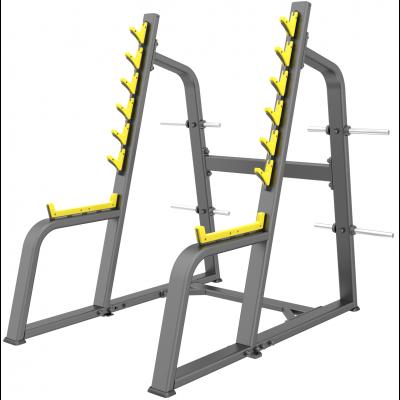 E-1050В Стойка для приседаний с ограничителями (Squat Rack)