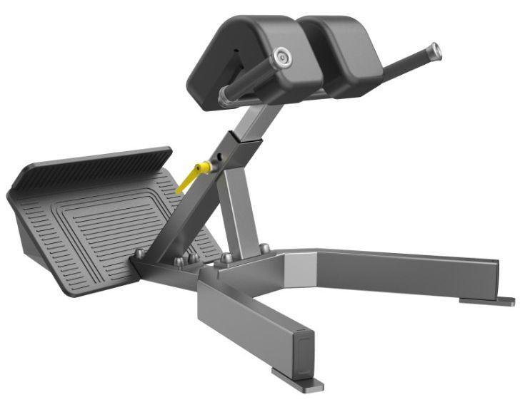 E-3045 Тренажер для разгибания спины. Гиперэкстензия (Back Extension)